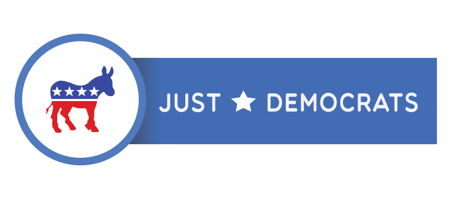 Just Democrats Logo